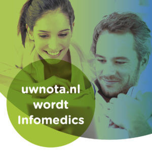 uwnota wordt Infomedics
