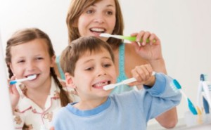 Slapen-is-tandenpoetsen